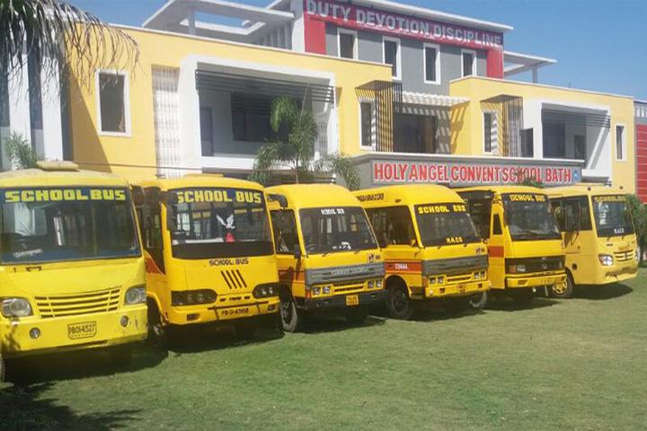 Holy Angel Convent School-Transport