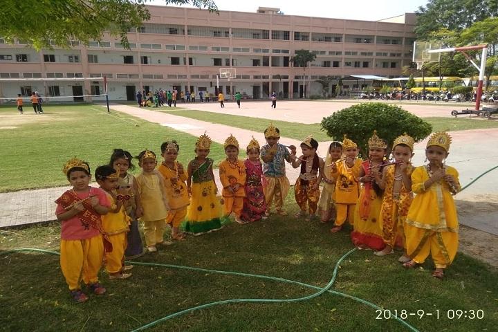 Holy Angel School-Event