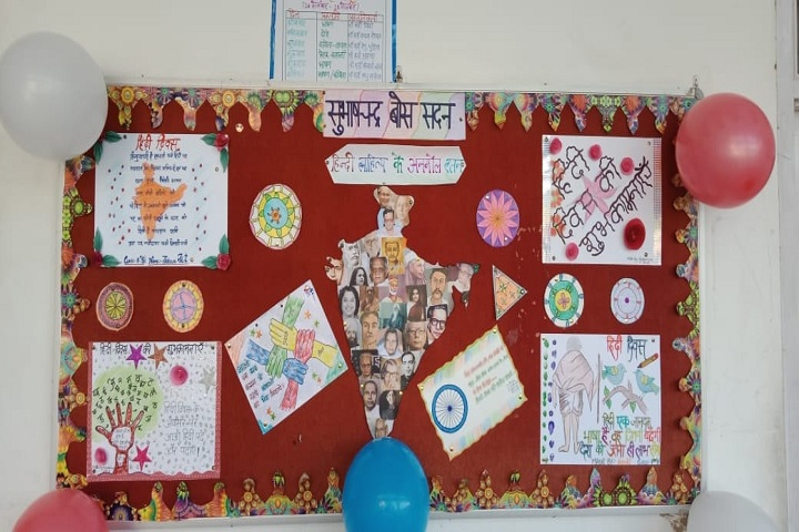 Holy Angel School-Poster Presentation