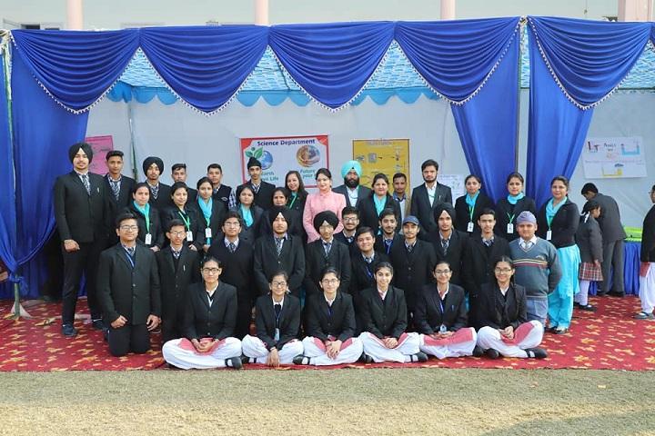 Holy Angel School-Students