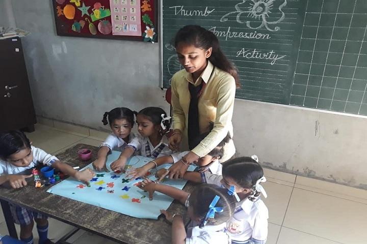 Holy Heart School-Activity