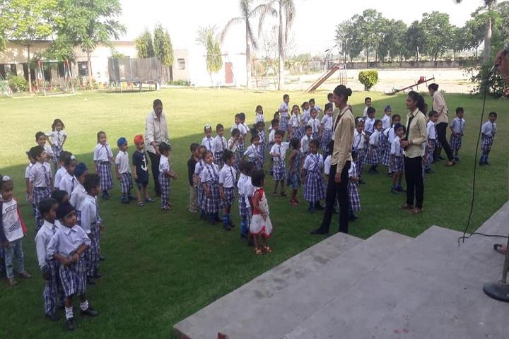 Holy Heart School-Play Area