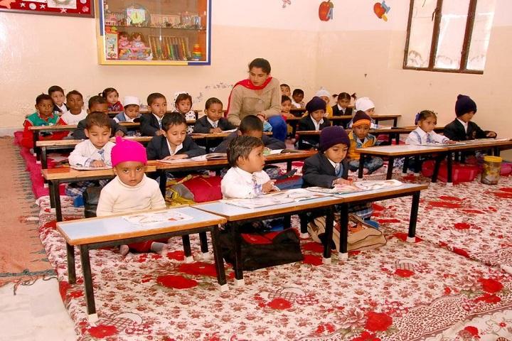Holy Heart School-Preprimary Classroom
