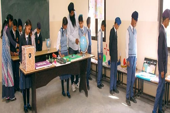 Holy Heart School-Science Exhibition
