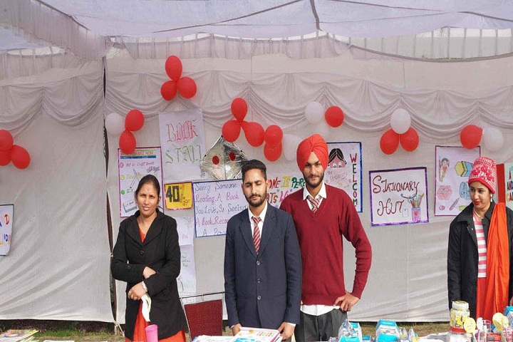 Holy Heart Senior Secondary Convent School-Book and Stationary Stall