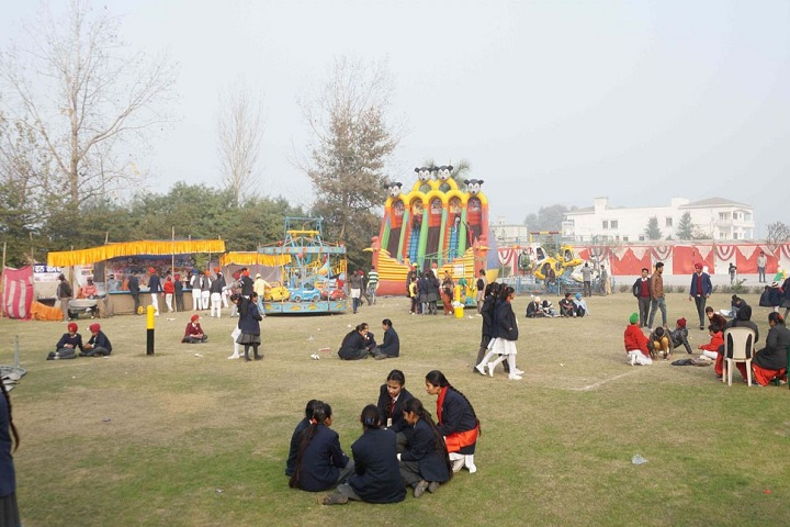 Holy Heart Senior Secondary Convent School-Fun Zone