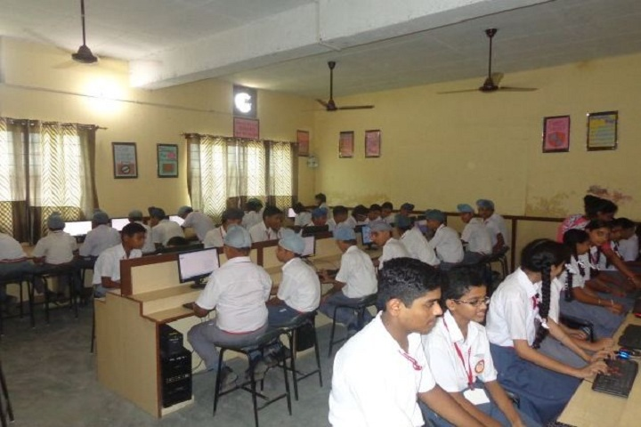 """Holy Marys School-Computer Lab"""