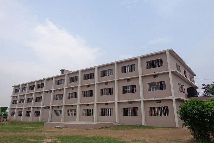 """Holy Marys School-School Building"""