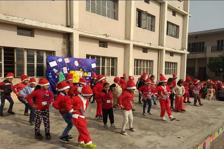 """Holy Marys School-Christmas Day Celebration"""