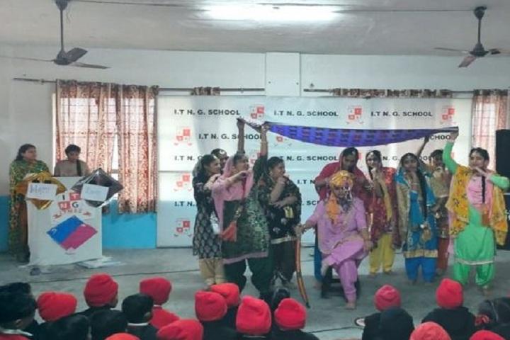 IT Next Gen School-Lohri Celebration