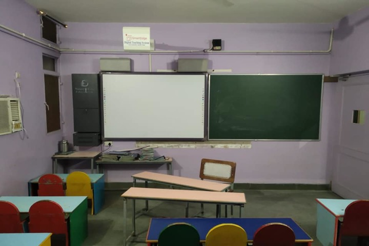 Imperial Public School-Smart Classrooms