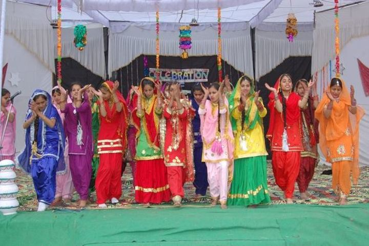 Indian Heritage Public School-Dance Event