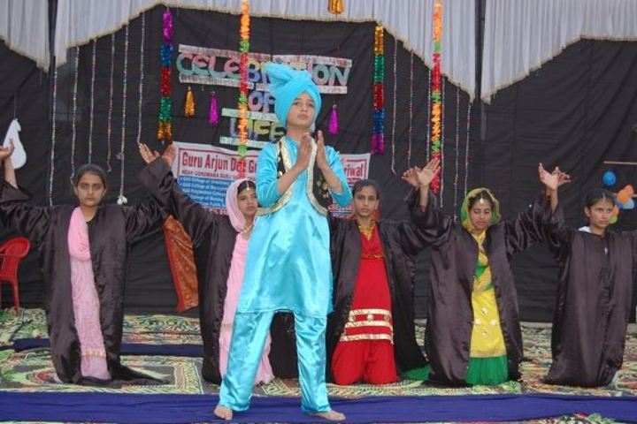 Indian Heritage Public School-Dance