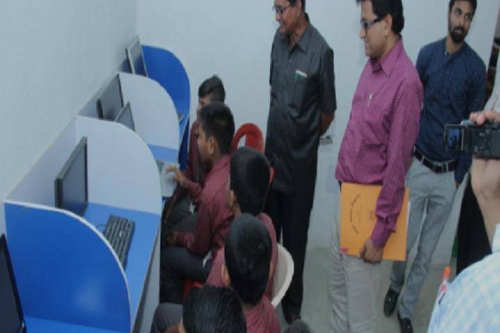 Indian High School-Computer Lab