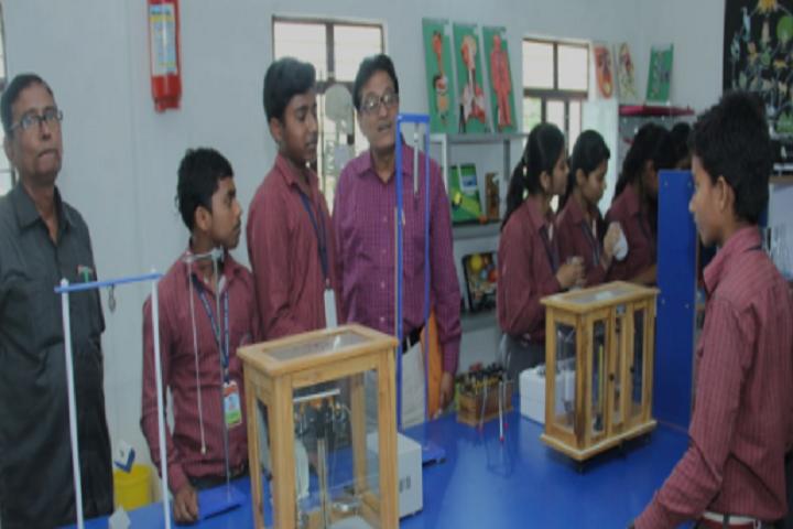 Indian High School-Physics Lab