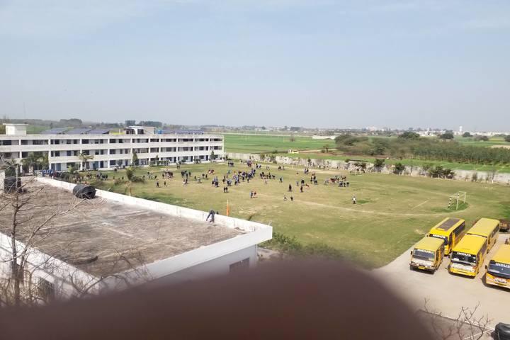 Indus Public School-School View