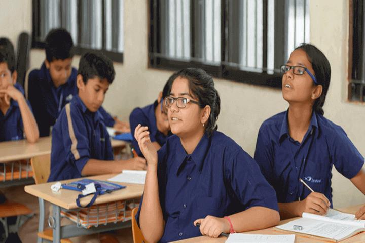 Indus World School-Classroom