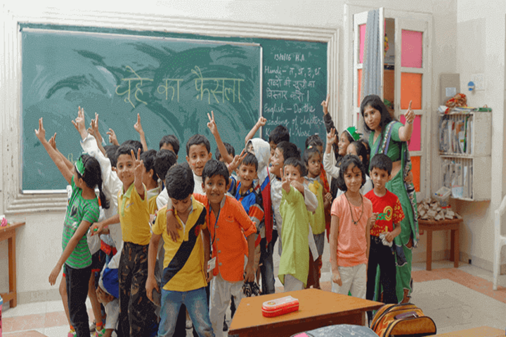 Indus World School-Classrooms