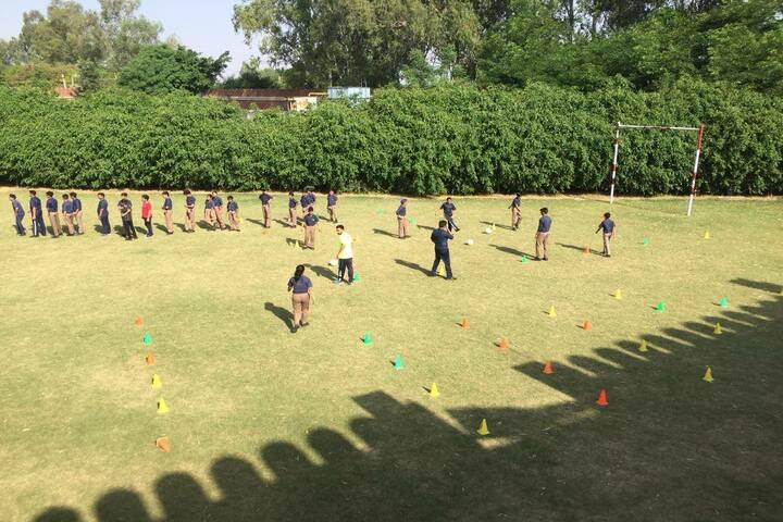 Indus World School-Playground