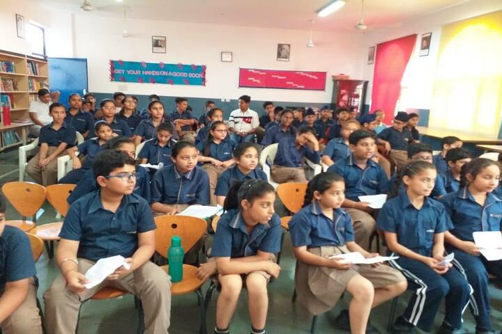 Indus World School-Students