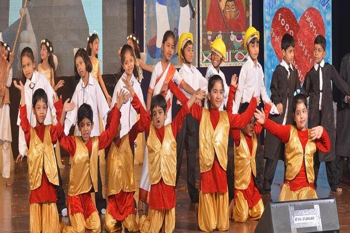 Indus World School-dance Event