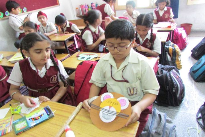 Infant Jesus Convent School-Activity