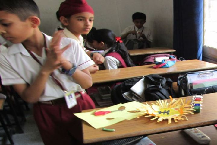 Infant Jesus Convent School-Classrooms