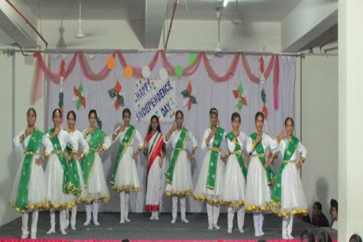 Infant Jesus Convent School-Dance