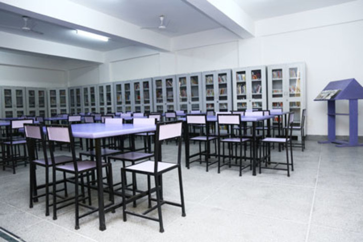 Infant Jesus Convent School-Library