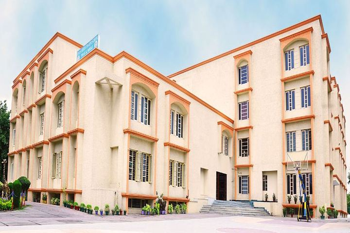 Infant Jesus Convent School-School View