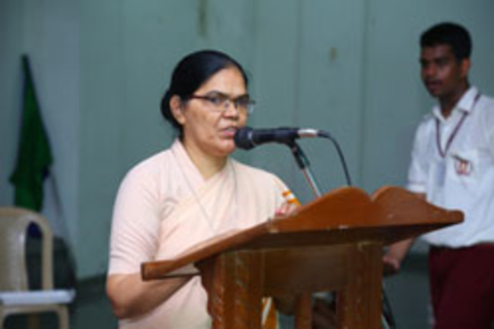 Infant Jesus Convent School-Seminar