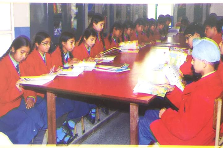 International Public School-Library