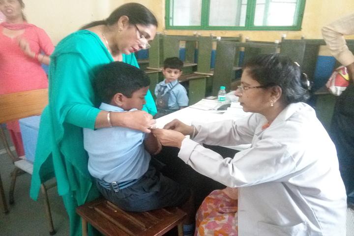International Public School-Medical Facility