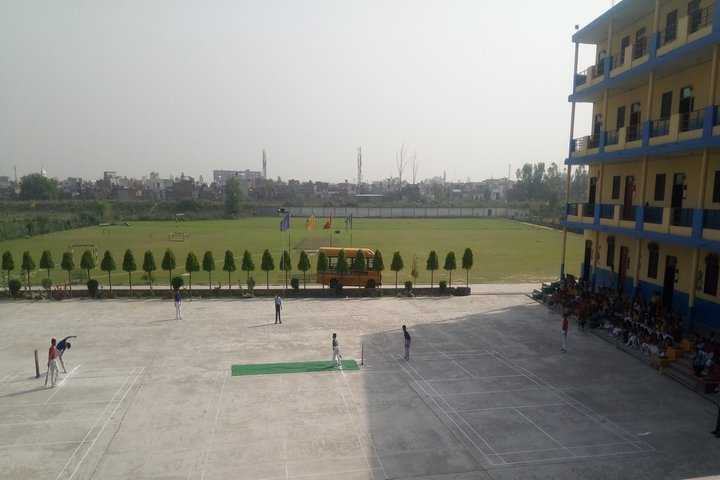 International Public School-School Campus