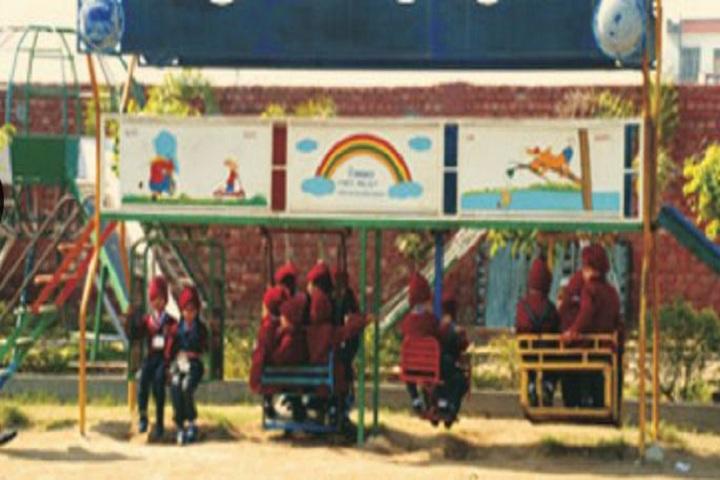 International Public School-Play Area