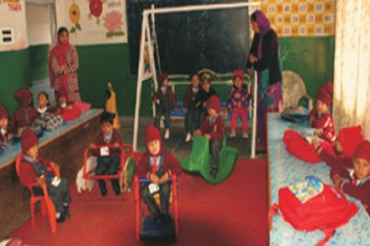 International Public School-Preprimary Wing