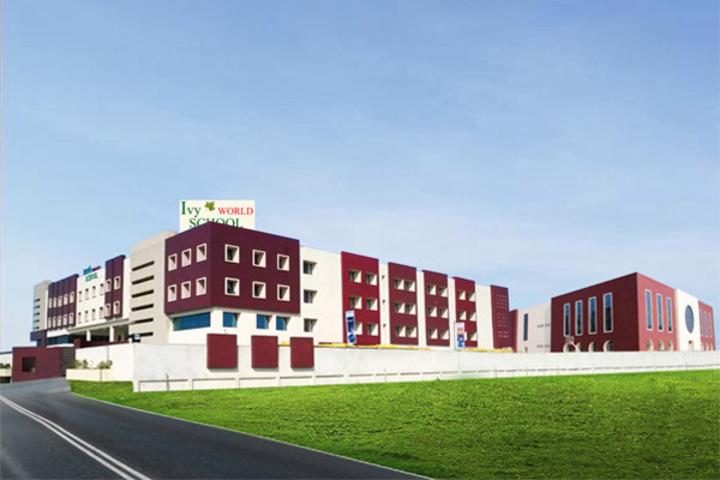 Ivy World School-Campus Building