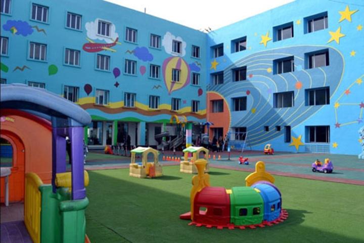 Ivy World School-PlayArea