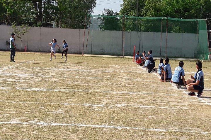 J M K International School-PlayGround