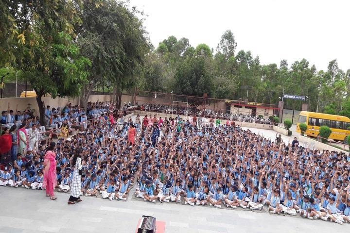 J M K International School-Students
