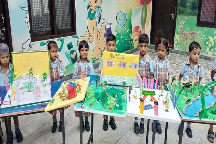 J N International School-Exhibition