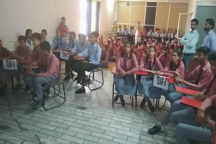 J N International School-Quiz Competition