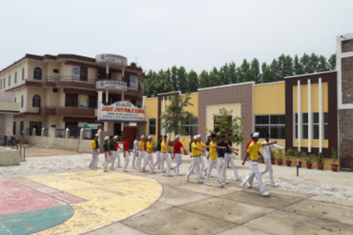 Jagat Jyoti Public School-ParadeGround