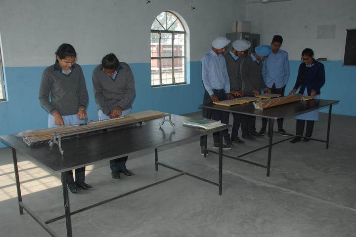 Jagat Jyoti Public School-Physics Lab