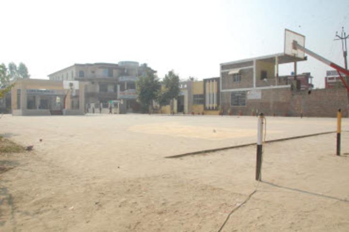 Jagat Jyoti Public School-PlayGround