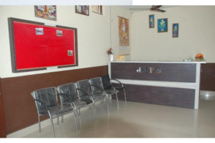 Jagat Jyoti Public School-School Entrance