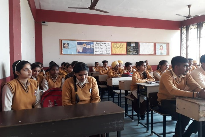 Jai Vatika Public School-Classroom