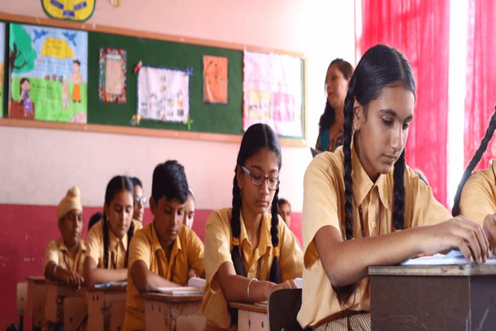 Jai Vatika Public School-Study Room