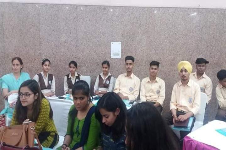 Jai Vatika Public School-Conference