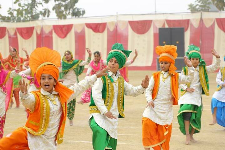 Jai Vatika Public School-Dance